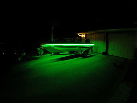 Led Boat Night Lights by Custom Led Light Kits Anytimeoutdoors Guide Service