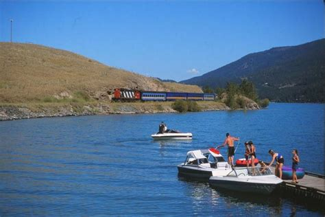 Public Boat Launch Kalamalka Lake by At Kikuli Bay There Is A Public Boat Launch And Rv Csite