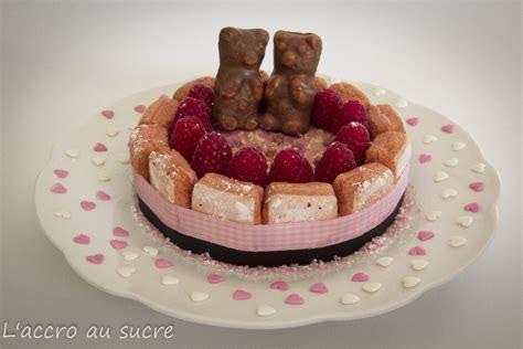 aux framboises pour la valentin recettes de desserts plus de 1000 recettes