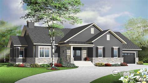 Bungalow House Plans 3 Bedroom House Plans, Canadian