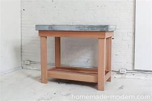 Küche Beton Holz : homemade moderne diy holz beton k che insel gunook ~ Markanthonyermac.com Haus und Dekorationen