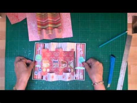 Concertina Card Tutorial (cardmakingmagiccom) Youtube