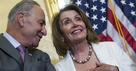 Schumer, Pelosi Have A Sickening Response To Spending Bill Passing