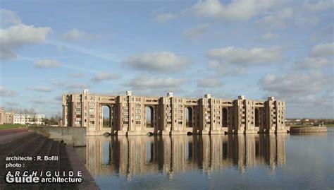 architecture dans la ville nouvelle de quentin en yvelines archiguide