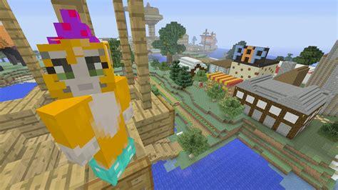 Minecraft Xbox  Lovely World Tribute [200]