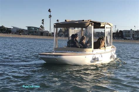 Duffy Boat Rentals Newport Beach Livingsocial by Newport Beach Duffy Style Electric Boat Rentals Pricing
