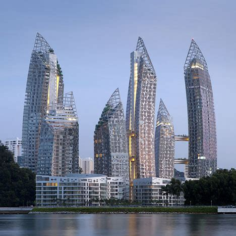 Reflections At Keppel Bay By Daniel Libeskind Dezeen