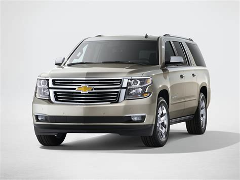 New 2018 Chevrolet Suburban  Price, Photos, Reviews