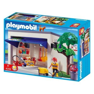 Playmobil  4318 Garage By Playmobil®  Shop Online For
