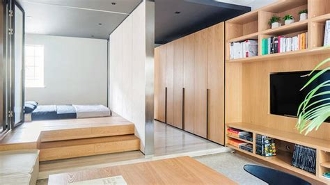 Small Apartment : Small Space Design Flourishes In This Revamped Shanghai