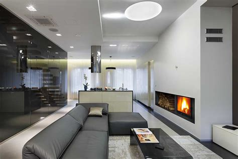 Modern Apartment : Nns Modern Apartment In Saint Petersburg By Mudrogelenko