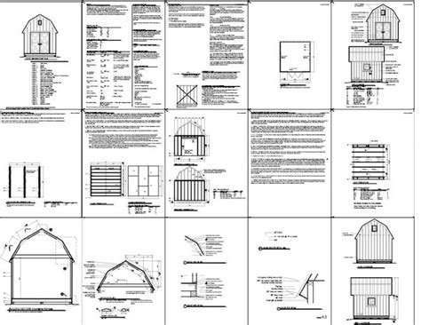 shed plans 12 x 12 wood shed plans 3 concepts to help