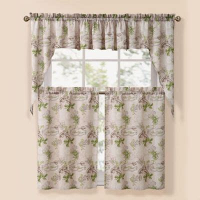 buy kitchen valances and swags from bed bath beyond