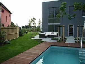 Pool Garten Preis : garten mit pool eule gartenbau und landschaftsbau leipzig ~ Markanthonyermac.com Haus und Dekorationen