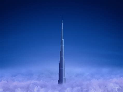 burj khalifa top floor apartment wallpaper