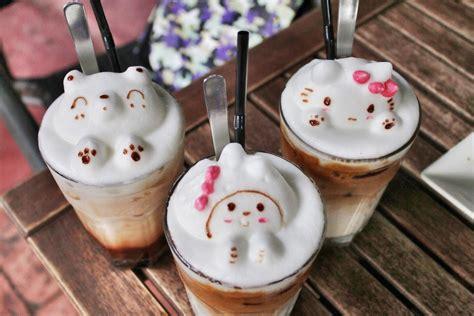 15 Beautiful Latte Art Designs To Inspire Your Next Coffee   AspirantSG   Food, Travel