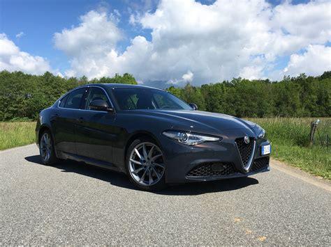 2017 Alfa Romeo Giulia Review CarAdvice