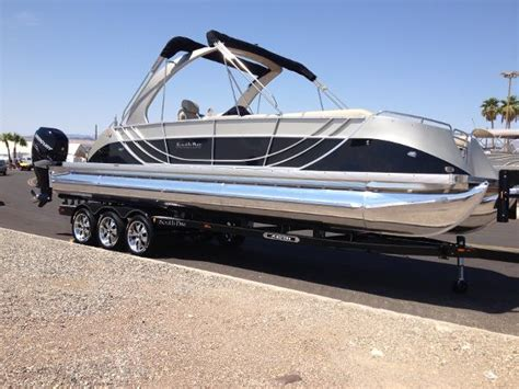 Bay Boat With Twin Engines by Timotty For You Twin Engine Pontoon Boat