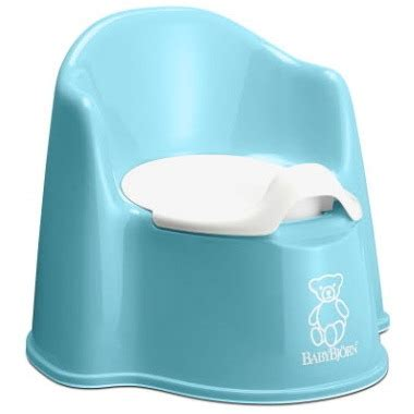 buy babybjorn potty chair turquoise at well ca free