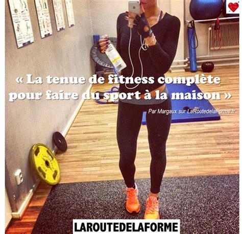 tenue fitness femme une tenue de sport femme petit prixla route de la forme le qui t