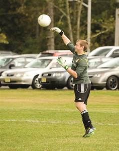 Burlington County College freshman leads men's soccer from ...
