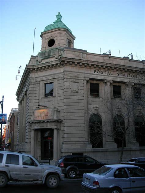 bureau de poste c montreal