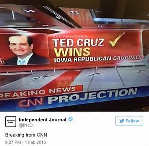 BREAKING: Ted Cruz defeats Donald Trump to win the ...