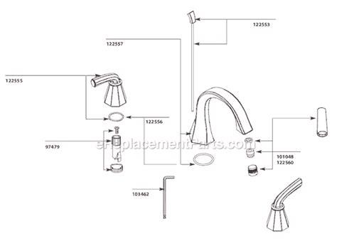 moen ts448 parts list and diagram ereplacementparts
