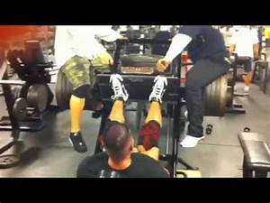2010 Golds Gym North Hollywood - YouTube