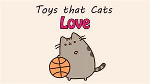 Toys That Cats Love - YouTube