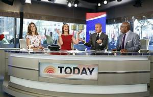 'Today' Show Set Getting A Facelift | HuffPost