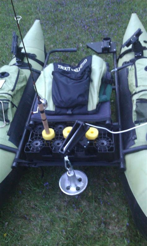 Inflatable Pontoon Boat Anchor System by Inflatable Pontoon Boat Additions