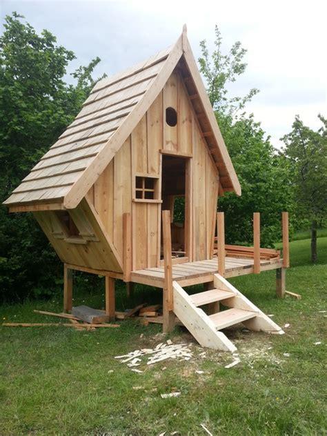 construction d une cabane en bois pour mes enfants 54 messages page 3 forumconstruire