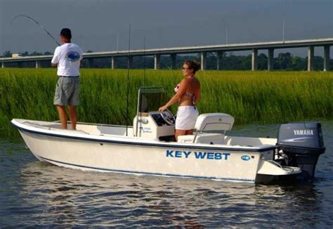 Key West Boats Daphne Al by 2002 Key West 1720cc