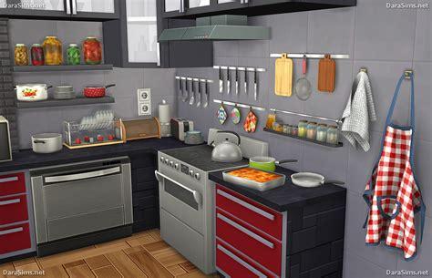 Kitchen Decor Set (the Sims 4)  Darasimsnet