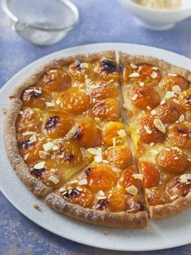 tarte d 233 t 233 aux abricots recette cuisine photos et g 226 teaux et desserts