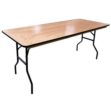 table pliante rectangulaire traiteur 183cm 8 personnes table pliante table pliante bois