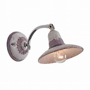Wandlampe Mit Schalter Und Stecker : einstellbare wandlampe fiesole in keramik und messing mit zugschalter ~ Markanthonyermac.com Haus und Dekorationen
