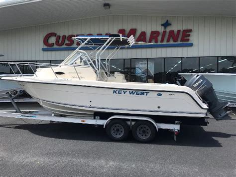 Used Key West Boats For Sale In Georgia by 2004 Key West 2300 Bluewater Statesboro Georgia Boats