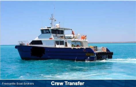 Catamarans For Sale Western Australia by Catamaran Twin Jet Utility Transfer Vessel Commercial