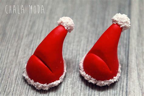 noel fimo marques places bonnets du pere noel