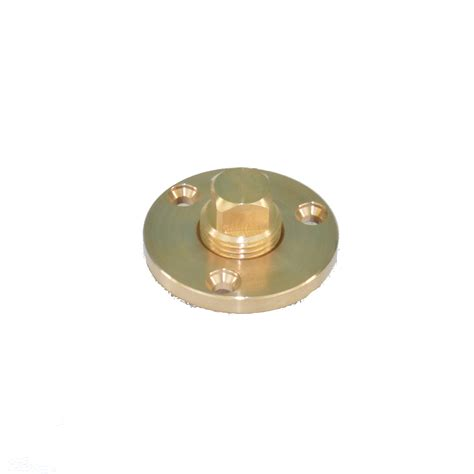 Boat Transom Plug by Drain Plug Transom Complete Assembly Nautique Parts