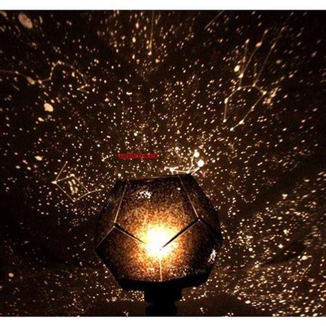 Star Sky Projector Night Light Lamp Romantic Cosmos Astro