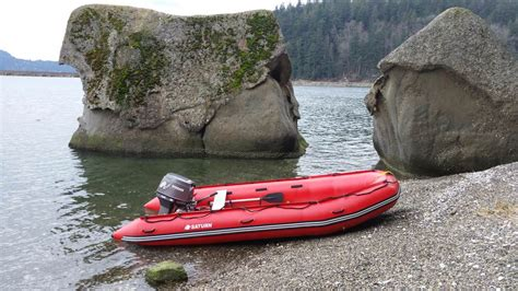 16 Inflatable Boat by 16 Saturn Sd488 Fire Emergency Rescue Inflatable Motor Boat