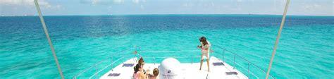 Private Catamaran Isla Mujeres private catamaran to isla mujeres journey mexico