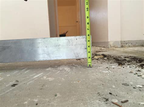 utah floor leveling