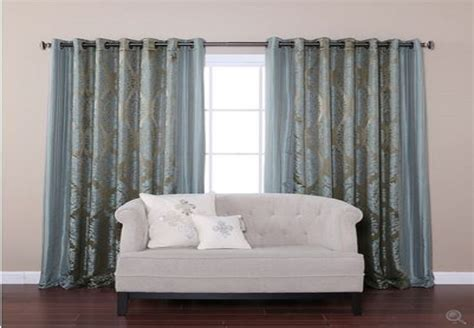 Home Curtain : New Wide Width Windows Curtains Treatment Patio Door