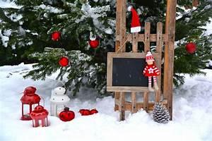Haus Weihnachtlich Dekorieren : garten weihnachtlich dekorieren ~ Markanthonyermac.com Haus und Dekorationen