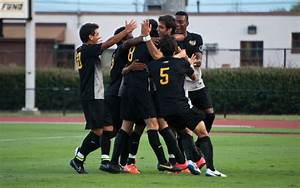 Men's soccer defeats sixth-ranked Georgetown in overtime ...