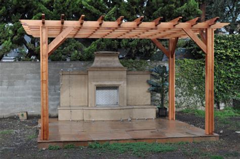how to build a pergola casual cottage